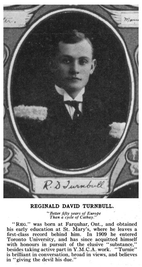 Photo of Reginald Turnbull