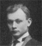 Photo 2 of Reginald Turnbull– Torontonensis 1913 (University of Toronto Year Book), pg. 285.  Caption: Y.M.C.A. UNIVERSITY COLLEGE.