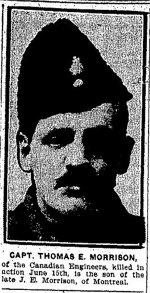"Coupure de presse – Coupure de presse du ""Toronto Star"" du 21 juin 1915."