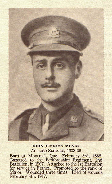 Photo of John Jenkins Moyse