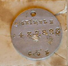 Dog tag– Submitted for the project, Operation: Picture Me
