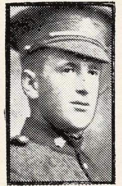 Photo of JOHN NEWBY– Photo from the National Memorial Album of Canadian Heroes c.1919. Submitted for the project, Operation: Picture Me.