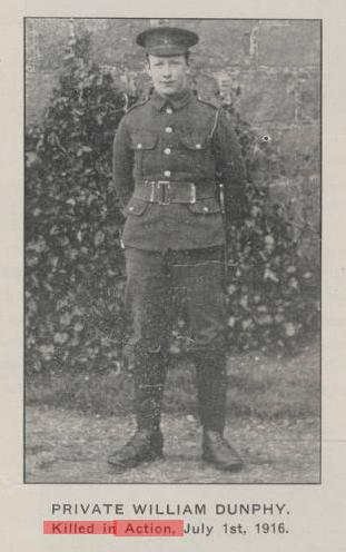 Photo of WILLIAM DUNPHY