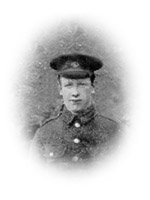 Photo of William Dunphy– Son of Martin Dunphy of St. John's, Newfoundland
