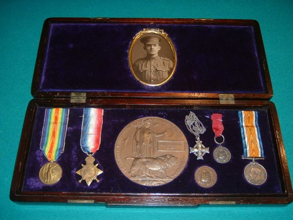 Medals and Memorabilia