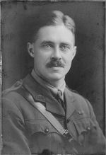 """Photo of Kenneth Taylor– 700 Major Kenneth Churchill Craige Taylor (RMC 1905), D.S.O. 29th Bn C.E.F. was killed on Sept. 11th, 1916 in the advance on Courcellette. He was gazetted Major shortly before his death. He entered the Royal Military College, Kingston in 1905 and graduated in 1908 with the highest standing in his year, thus entitling him to one of four Commissions in the Imperial Army awarded each year to the first 4 Cadets. He, however, decided not to enter the army and served for a short time with the Canadian Pacific Railway, after which he articled to J.A. Coryell, B.C.L.S. at Grand Forks. He obtained his commission as a BC Land Surveyor in 1911 and was in charge of Government Survey parties working in the Upper Fraser and Naas River Valleys. In October, 1914, he and his brother, now Major T.A.H. Taylor O.B.E., M.C., returned from an extended survey in the interior of Vancouver Island to find that war had been declared almost 3 months previously. Both joined the 29th Battalion as Lieutenants. Kenneth was awarded the Distinguished Service Order in Jan., 1916 """"for conspicuous gallantry in leading a bombing raid on the enemy trenches, when, although wounded, Captain Taylor disposed of several of the enemy with revolver, bomb and bayonet and then withdrew his men most coolly and assisted the wounded."""""""