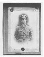 Photograph– Lt. J.E. Tait, V.C., M.C.