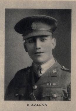 Photo of Robert James Allan