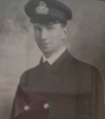 Photo of Alfred Hutty– In memory of the Harbord Collegiate Institute students who served during World War I and World War II and did not return home. 