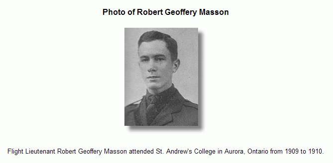 Photo of Robert Masson