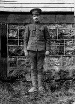 Photo of Jesse Wilson Barnett– Jesse Wilson Barnett  1891 Minnesota, USA - 1917 Vimy Ridge, France