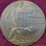 Memorial Plaque– Submitted for the project, Operation: Picture Me