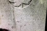 Inscription– A clearer view(John & Anne Stephens 2013)