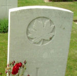 Grave Marker– Photo taken by the International Wargraves Photography Project