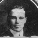 Photo of Robert Home– Torontonensis 1913 (University of Toronto Year Book), pg. 140.