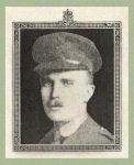 Photo of William Neil Hanna– Source:  Acta Victoriana War Supplement, Victoria College, Toronto, Ontario, December 1919.