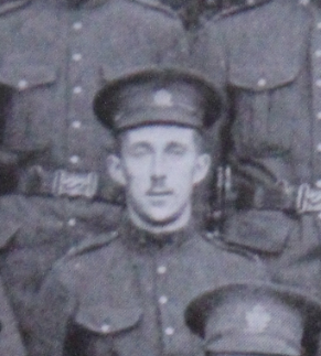 Photo of Andrew Archibald– Served with the 35th Battalion CEF. Submitted for the project, Operation: Picture Me