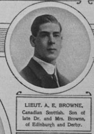Photo of ALBERT EDWARD BROWNE