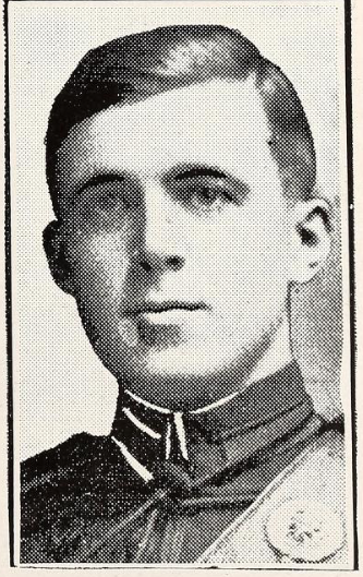 Photo of WALTER EYRE CURRY– Photo from the National Memorial Album of Canadian Heroes c.1919. Submitted for the project, Operation: Picture Me.
