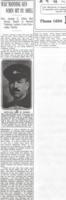 Newspaper clipping– From the Daily Colonist of July 5, 1917. Image taken from web address of https://archive.org/stream/dailycolonist59y178uvic#page/n0/mode/1up