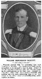 Photo de William Gregory – Torontonensis 1913 (revue annuelle de la University of Toronto), page 46.