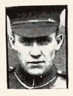 Photo of ROBERT HARRISON– Photo from the National Memorial Album of Canadian Heroes c.1919. Submitted for the project, Operation: Picture Me.
