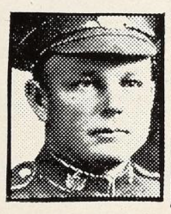 Photo of GEORGE ROBERT HELM– Photo from the National Memorial Album of Canadian Heroes c.1919. Submitted for the project, Operation: Picture Me.