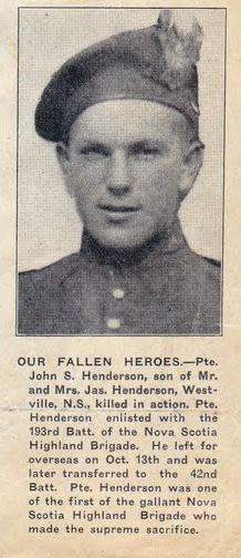 Photo of John Henderson