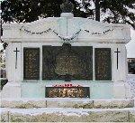 War Memorial– Beamsville Ontario War Memorial.   Sculptor:  Hamilton MacCarthy, R.C.A.