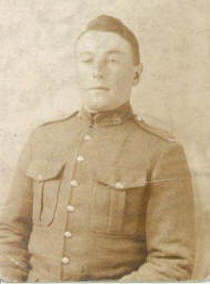 Photo of George Kissack