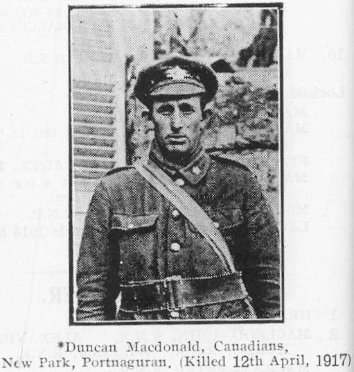 Photo of Duncan Macdonald