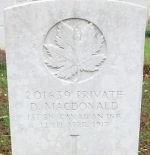 Grave Marker– Taken July 7, 2008