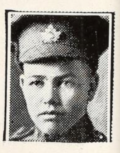 Photo of DUNCAN MACDONALD– Photo from the National Memorial Album of Canadian Heroes c.1919. Submitted for the project, Operation: Picture Me.