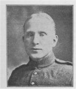 Photo of William George McIntyre– Tricolor Yearbook 1915