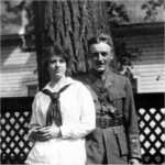 Photo of William John McLean– William John Mclean and his wife.