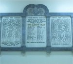 Memorial– The War Memorial in Perth And District Collegiate Institute for former studnets of the school who participated in World War I.