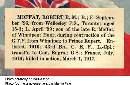 Photo de Robert Bennet Moffat