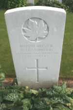 Grave Marker– Photo courtesy of Iain McHenry.