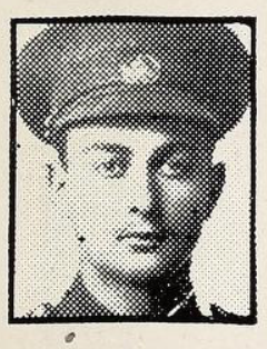 Photo of WILLIAM CECIL NEWTON– Photo from the National Memorial Album of Canadian Heroes c.1919. Submitted for the project, Operation: Picture Me.