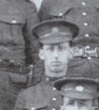 Photo of PERCY JAMES PERKINS– In memory of the men from the 28th Battalion CEF who went to war and did not return. Submitted for the project, Operation: Picture Me