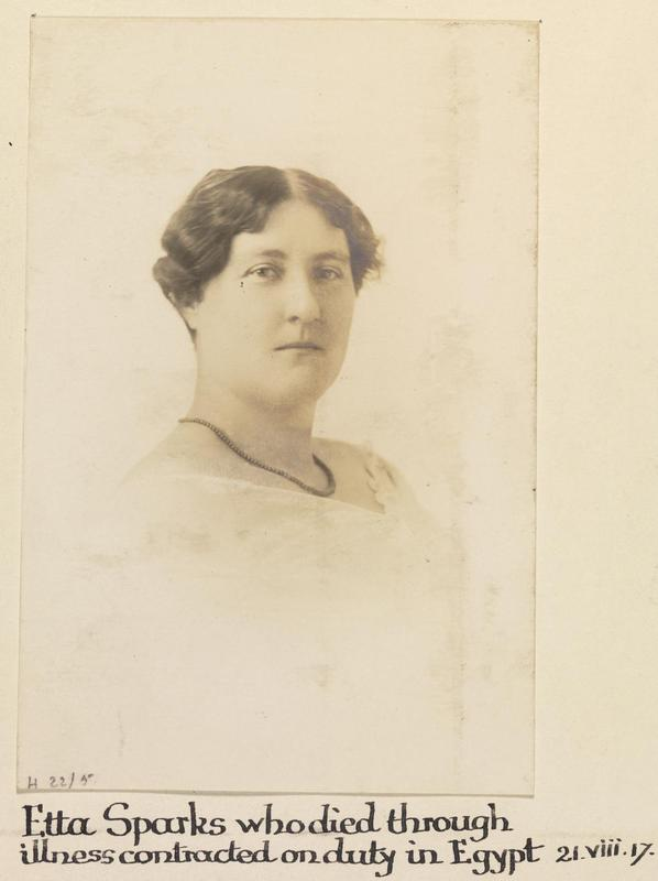 Photo of Letitia Sparks
