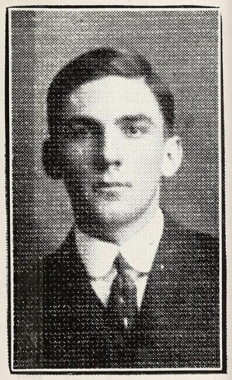 Photo of GORDON EZRA DUKE– Photo from the National Memorial Album of Canadian Heroes c.1919. Submitted for the project, Operation: Picture Me.