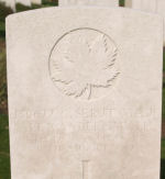 Grave Marker– Died of wounds received Sept 1916. Photo and additional information provided by The Commonwealth Roll Of Honour Project. Volunteer Henry Drury