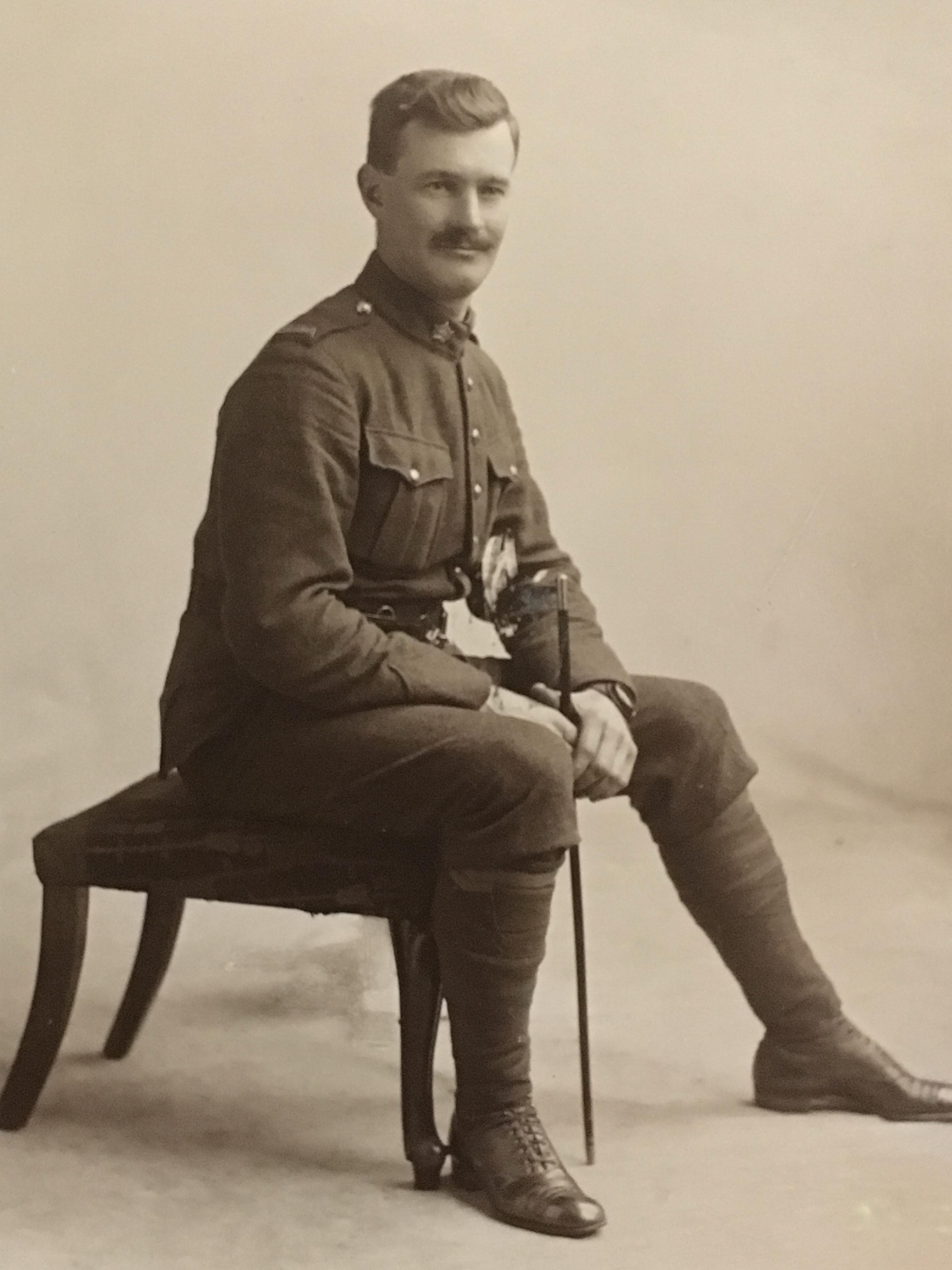Photo of William Cook