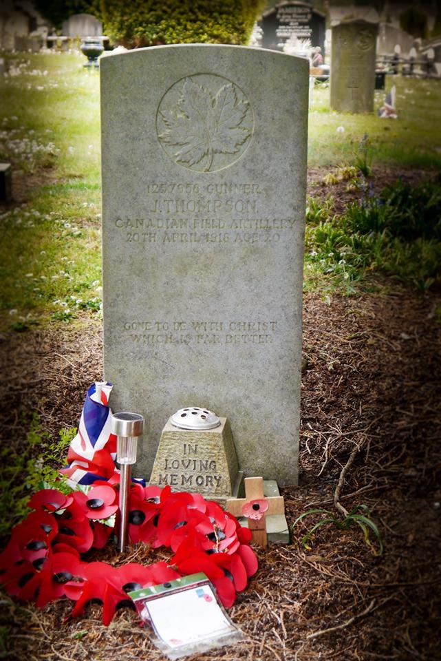 Grave Marker– Photo courtesy of Martyn Boyd