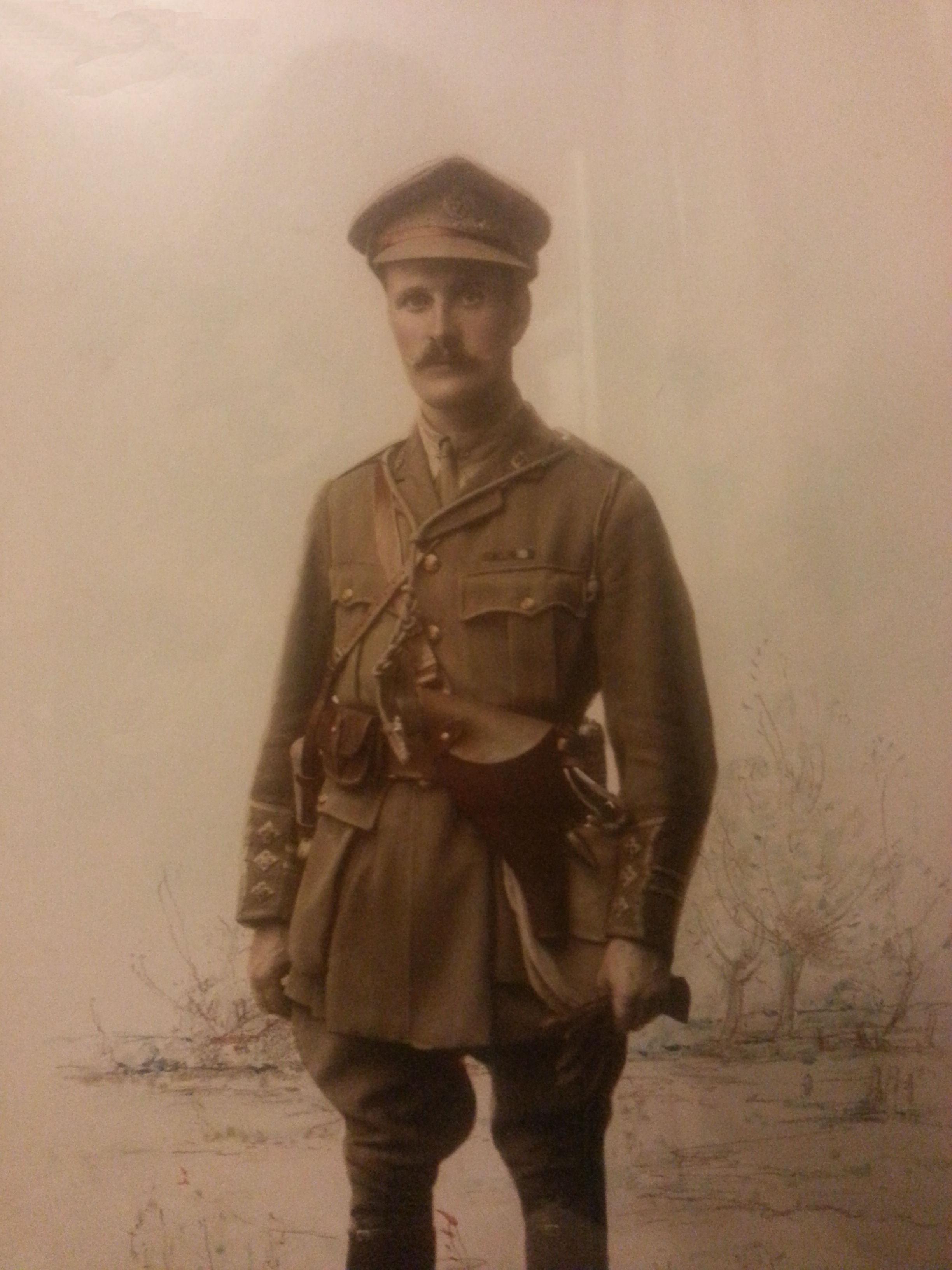 Photo of George Rufane Talbot Mayne