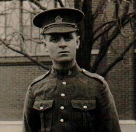 Photo of Charles Alfred Watts– George Watts's brother Charles who was born April 2, 1893.