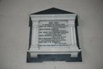 Memorial– Blessington Church of Ireland (Co. Wicklow) War Memorial photo, also contains name of Rea. N. W. Roberts