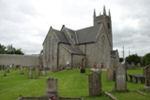Cemetery– Blessington Church of Ireland, County Wicklow, Republic of Ireland
