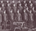 Group Photo– Machine Gun Section, 101st Battalion